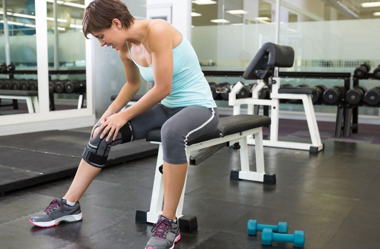 Qué hacer en caso de una lesión deportiva