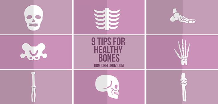 9 Tips for Healthy Bones